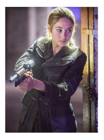 Shailene Woodley Insurgent Leather Jacket