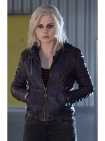 Liv Moore Izombie Leather Jacket