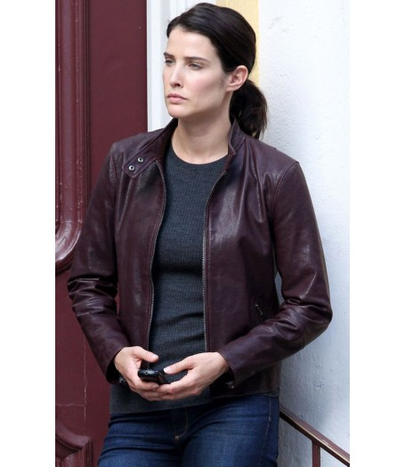 Jack Reacher Never Go Back Danika Leather Jacket
