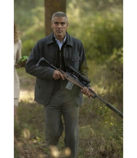 Jack The American Film George Clooney Jacket