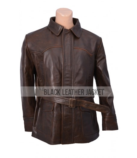 James Bond Tomorrow Never Dies Leather Jacket