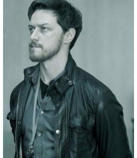 James Mcavoy Welcome To The Punch Movie Jacket