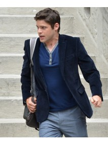 Jeremy Jordan The Last Five Years Jamie Wellerstein Coat