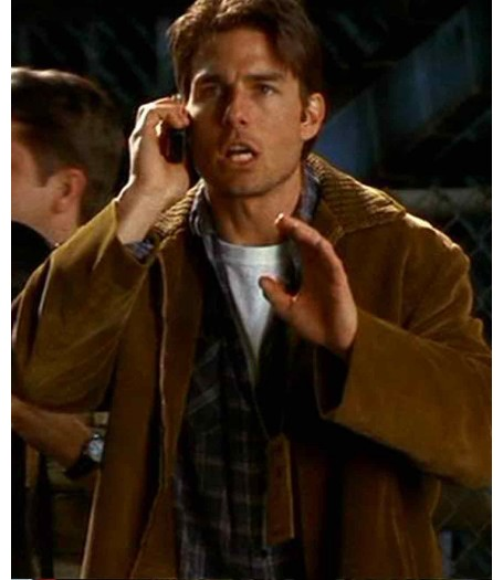 Jerry Maguire Tom Cruise Jacket