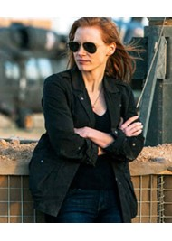 Jessica Chastain Zero Dark Thirty Maya Jacket