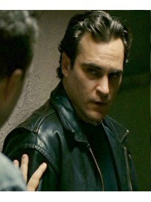 Joaquin Phoenix We Own the Night Black Leather Jacket