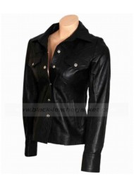 Jodie Foster Brave One Erica Bain Leather Jacket