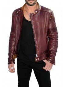 Joe Manganiello True Blood Leather Jacket