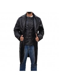 John Alden Salem Shane West Leather Jacket