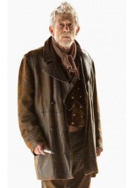 John Hurt War Doctor Coat