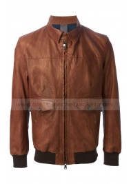 American Horror Story Hotel John Lowe Leather Jacket