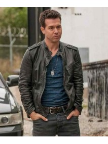 Jon Seda Chicago Pd Antonio Dawson Detective Jacket
