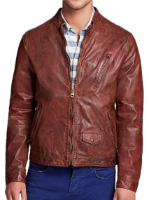 Joseph Gordon‑Levitt Don Jon Leather Jacket