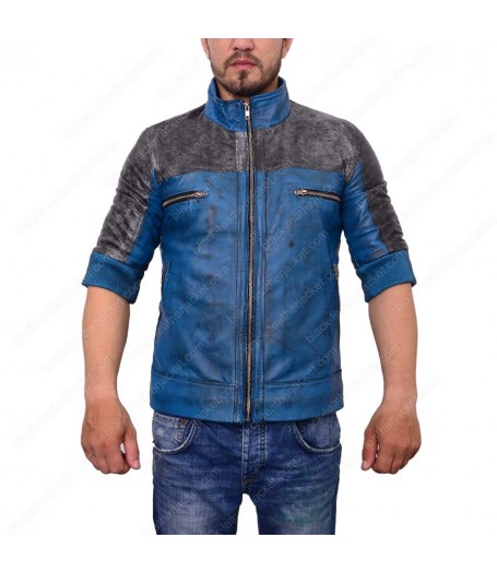 Rico Rodriguez Just Cause 3 Leather Jacket