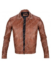 John Wick Movie Keanu Reeves Leather Jacket