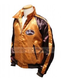 Ken Wahl Movie The Wanderers Varsity Satin Jacket