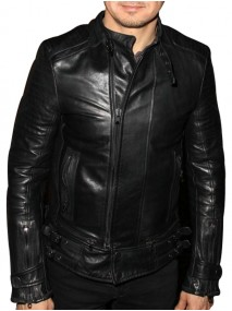 Jeremy Renner Kill The Messenger Leather Jacket
