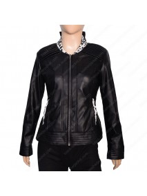 The Flash Killer Frost Leather Jacket