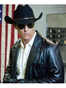 Killer Joe Matthew McConaughey Leather Jacket