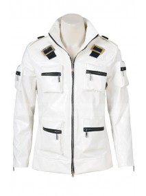 Kyo Kusanagi The King of Fighters World Leather Jacket