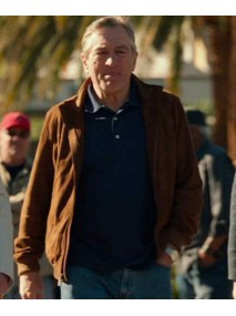 Last Vegas Movie With Robert De Niro Leather Jacket