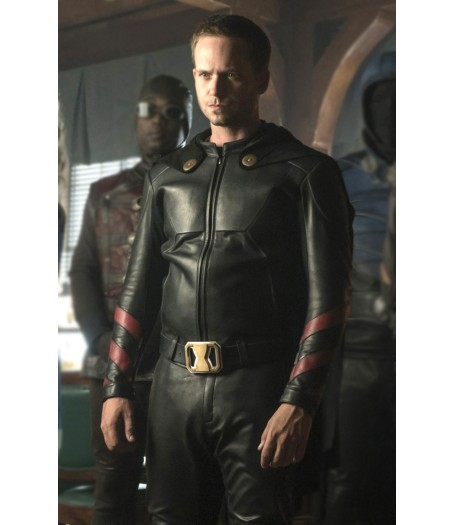 Legends of Tomorrow Rex Tyler Jacket with Hoodie