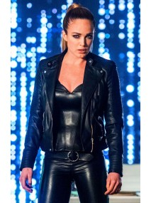 Sara Lance Legends of Tomorrow Caity Lotz Jacket
