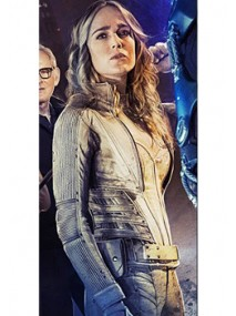 Legends of Tomorrow White Canary Jacket
