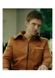 Legion Dan Stevens Brown Jacket