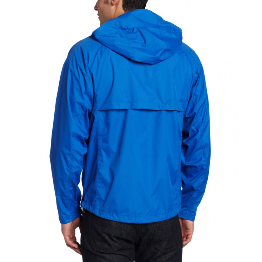 Mens Rain Jacket With Hood | Lightweight Waterproof Jacket