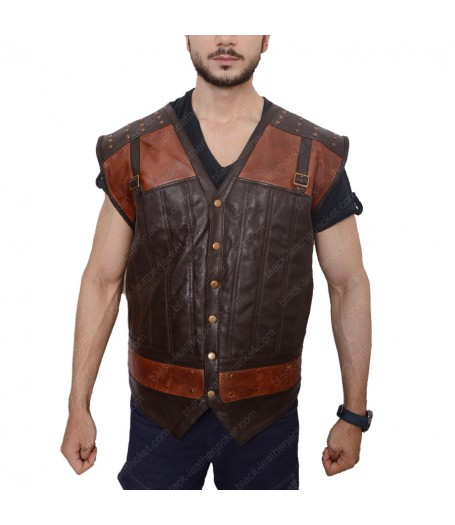Lost Girl Dyson Leather Vest
