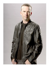 Lucas Black Leather Jacket