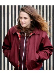 Still Alice Kristen Stewart Red Jacket