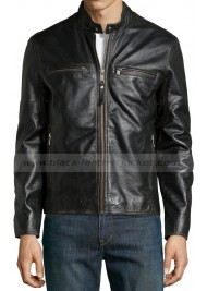 Daddy's Home Mark Wahlberg Leather Jacket