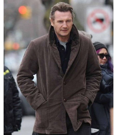 Matthew Scudder A Walk Among The Tombstones Liam Neeson Jacket