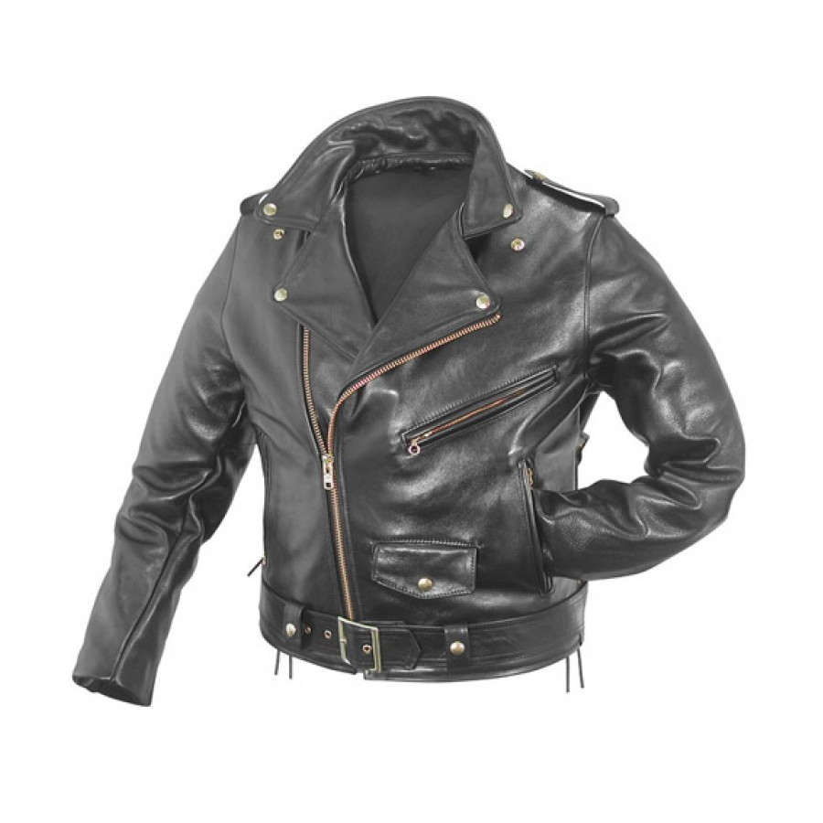 Leather Bike Jackets For Men - Jacket