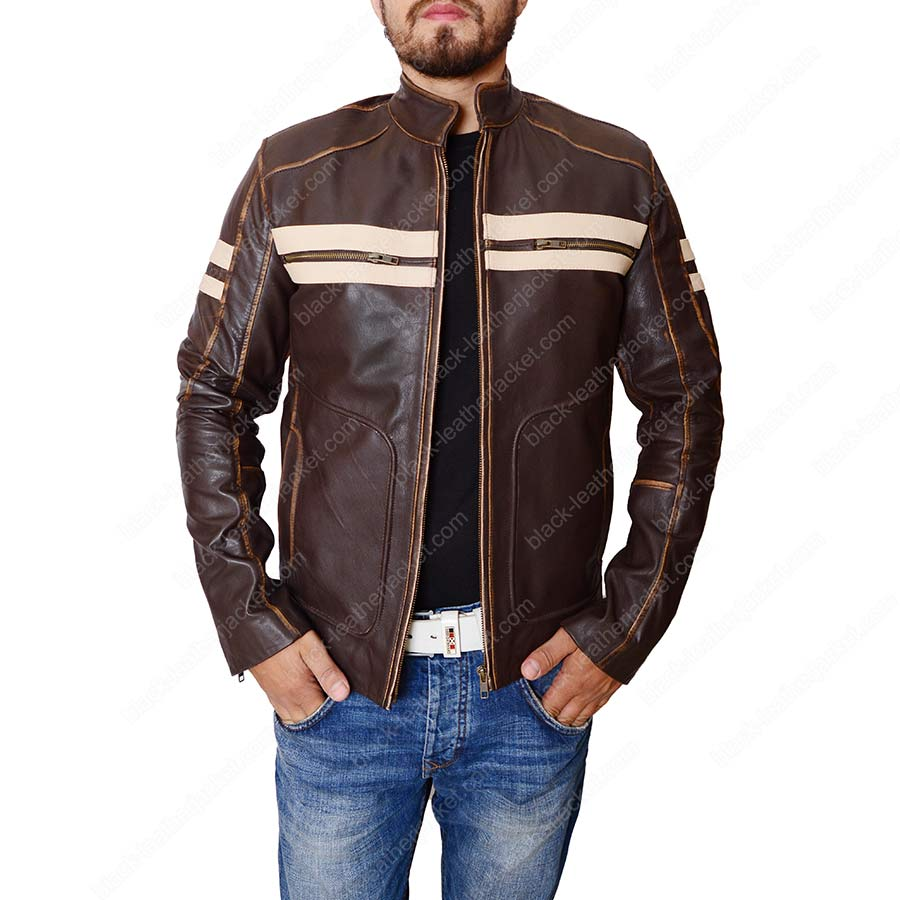 14bb3a0e5f0 ... Cafe Racer Motorcycle Jacket · zoom · Mens ...