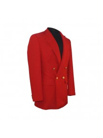 Michael Jackson Red Informal Blazer Jacket