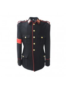 Michael Jackson Bad Military Style Jacket