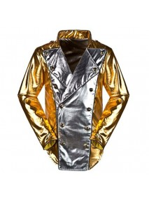 Michael Jackson History World Tour Golden Jacket