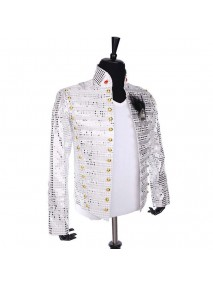 Michael Jackson History Tour Sequin Jacket