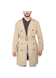 Misha Collins Supernatural Castiel Trench Coat