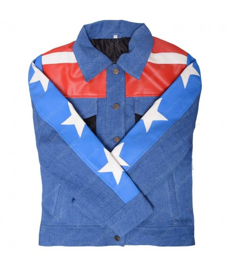Miss America Chavez Young Avengers Jacket