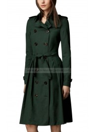 Mission Impossible Rogue Nation Rebecca Ferguson Coat