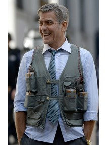 Money Monster George Clooney Vest