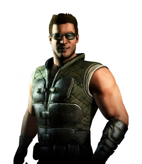 Mortal Kombat X Video Game Johnny Cage Vest