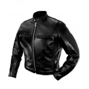 Mr. Furious Mystery Men Black Leather Jacket