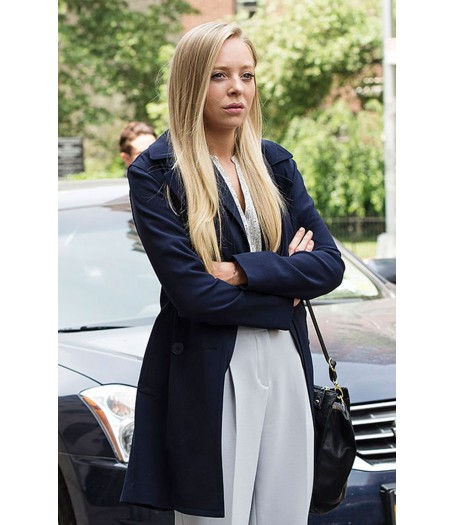 Mr. Robot TV Series Portia Doubleday Coat