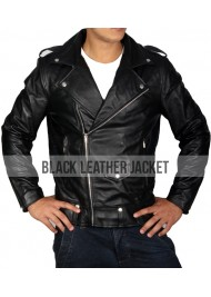 Justin Bieber Leather Jacket from 2015 MTV Video Music Awards