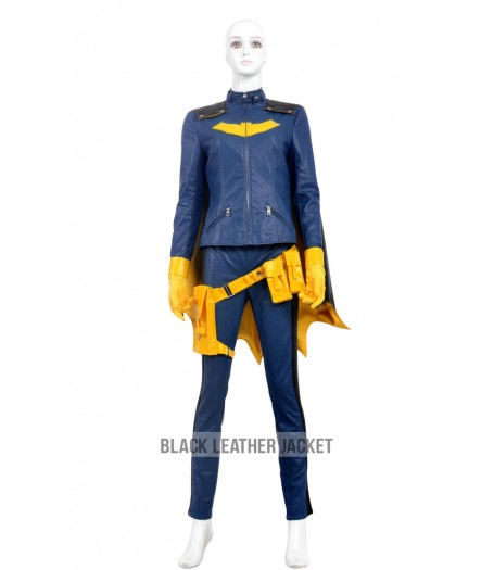 Batgirl New 52 Costume